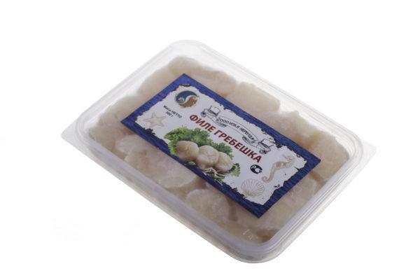 Гребешок филе свежемороженый-2